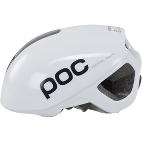 POC Octal Aero Raceday Casco, hydrogen white